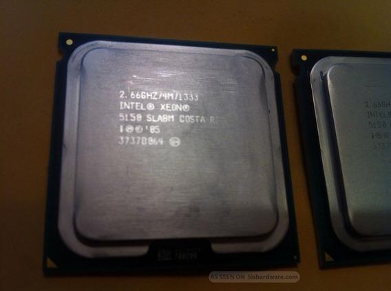 Par Processador Intel Xeon 5150 2.66ghz 771 Dual Core