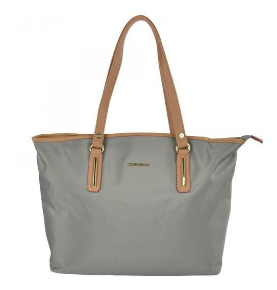 Bolsa Chenson Shopping Bag Cinza