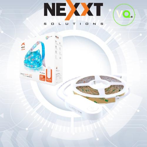 Kit Esencial Cinta De Luces Inteligente Led Nhbs610 Nexxt