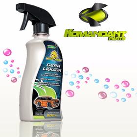Cera Liquida Em Spray - Proteção E Brilho  500 Ml - 1 Unid