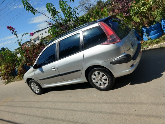 Peugeot 206 Sw 1.6 16v Presence Flex 5p 2006