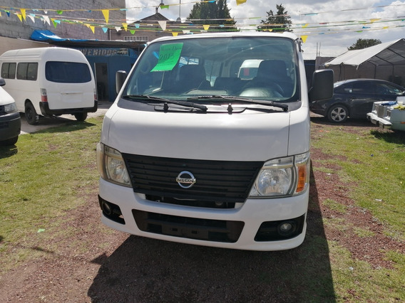 Nissan Urvan Urvan 2013
