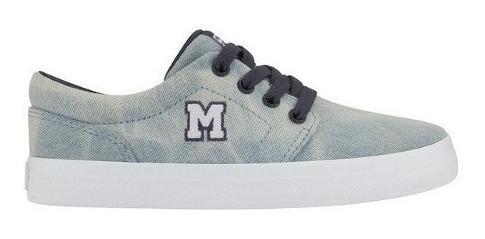 Tênis Mary Jane Insta Jeans Azul Original Envio Imediato