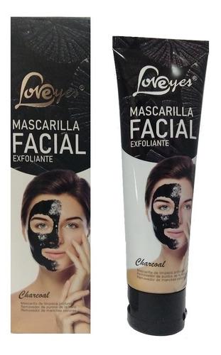 Mascara Puntos Negros Barbero Barberia Black Masc