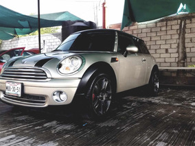 Mini Cooper 1.6 S Chili Aa Tela/piel Qc At 2007