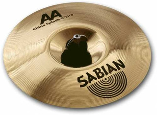Platillo 8 Pulgadas China Splash Aa Br Sabian 20816b