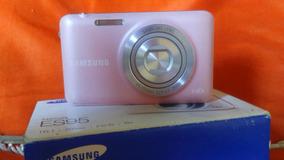 Câmera Digital Samsung Lens Zoom 5x