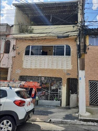 Imagem 1 de 28 de Casa À Venda, 250 M² Por R$ 400.000,00 - Parada Xv De Novembro - São Paulo/sp - Ca4233