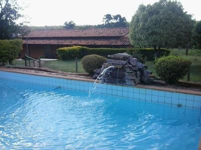 Sitio Em Araçai Com 65.000 M2- 14 Klm De Sete Lagoas - Casa Boa -área Gourmet- Piscina - 2475