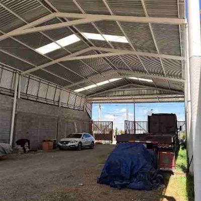 Se Renta Bodega Industrial A La Entrada De Tizayuca