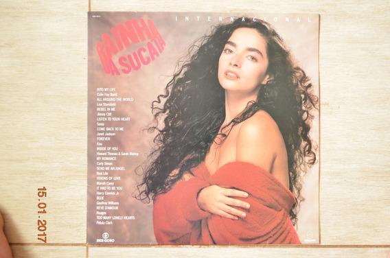 Lp Vinil - Rainha Da Sucata Internacional - 1990
