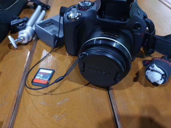 Câmera Semi Profissional Canon Sx30 Is