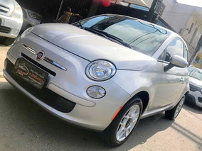 Fiat 500 1.4 Cult Flex Dualogic 2012