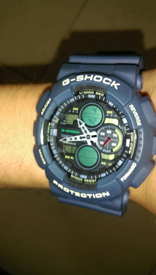 Reloj Casio G Shock Ga 140