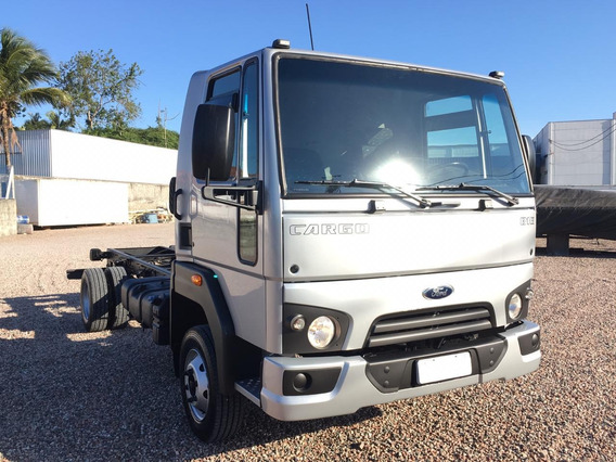 Ford Cargo 816 S No Chassi Ano 2015