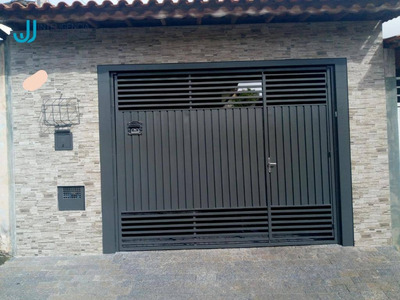 Casa À Venda, 135 M² Por R$ 270.000 - Vila Nova Aparecida - Mogi Das Cruzes/sp - Ca0136