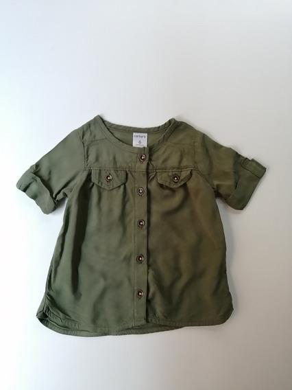 Blusa Para Bebé 6 Meses Carters A004