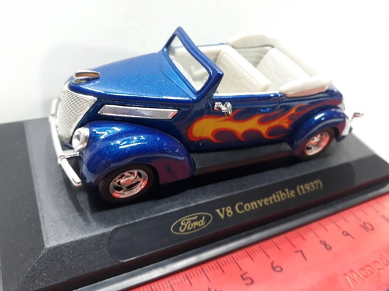 Road Signature 1/43 Ford V8 Convertible 1937 Hobby-centro