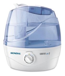 Umidificador De Ar Mondial Comfort Air 2 Bivolt Branco