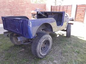 Jeep Ika 1960 Corto - Único!