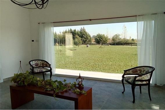 Casa Alquiler Chacras Laguna Vitel.c/jardin Y Gale