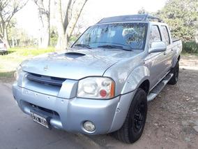 Nissan Frontier 2.8 D/c 4x4 Lujo