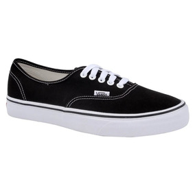 Tênis Vans Authentic Black/white 11738 Original