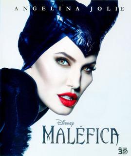 Blu-ray 3d - Malefica