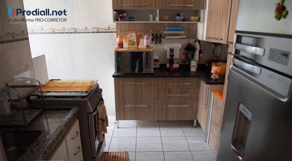 Apartamento Com 2 Dormitórios Para Alugar, 57 M² Por R$ 1.500/mês - Freguesia Do Ó - São Paulo/sp - Ap4341