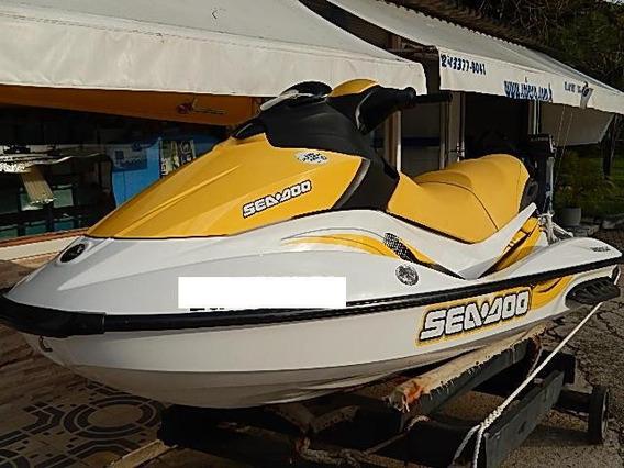 Jet Seasoo Gti 130 Hp 4tempos 3 Lugares 2007. Caiera