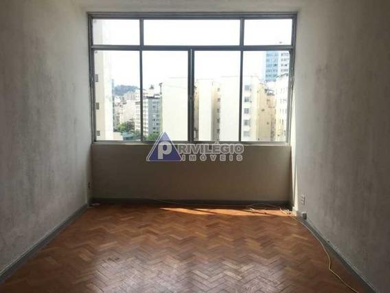 Apartamento À Venda, 3 Quartos, Catete - Rio De Janeiro/rj - 3792