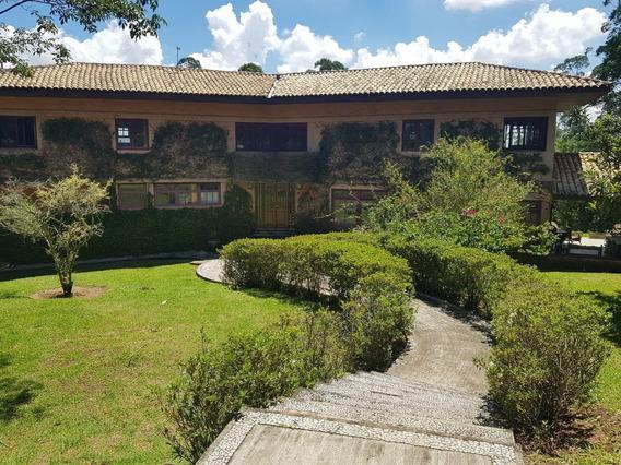 Casa Para Alugar 402m² - Condomínio Vila Real Do Moinho Velho - Embu Das Artes - 575 - 34067381