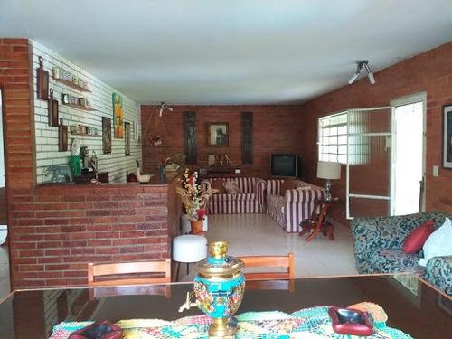Chácara Com 3 Dormitórios À Venda, 2000 M² Por R$ 1.080.000,00 - Centro - São Carlos/sp - Ch0003