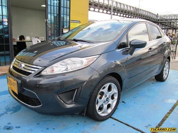 Ford Fiesta Se 1600cc Mt Aa