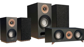 Jamo S 803 Hcs Sistema De Bafles 5.0 Para Home Theater - Audionet