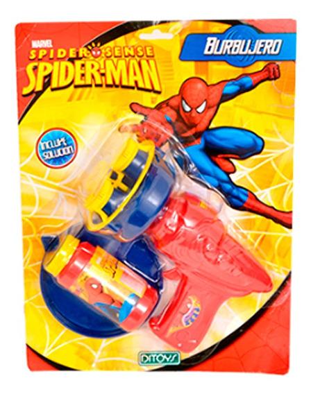 Burbujero Spiderman Original Ditoys