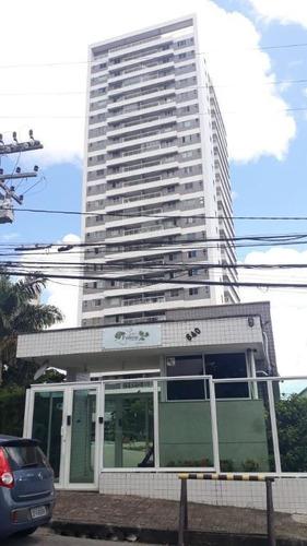 Imóvel Desocupado, Apto A Receber Visitas! Apartamento Com 3 Dormitórios À Venda, 70 M² Por R$ 500.000 - Fátima - Fortaleza/ce - Ap1881
