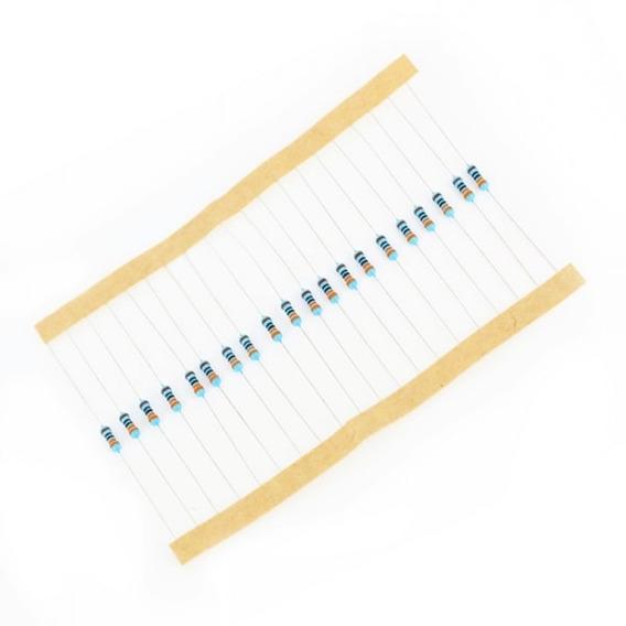 Resistor 330 Ohm 1/4w X10 Unidades