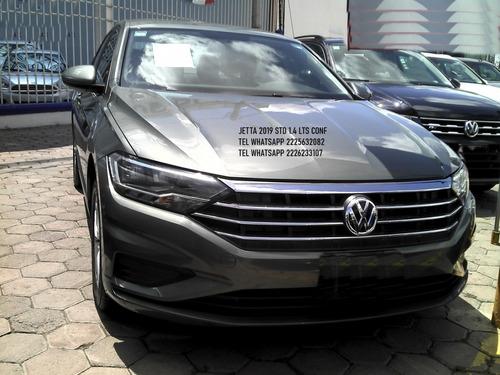 Imagen 1 de 1 de Volkswagen Jetta 2019 Conforline Sedan 1.4t Eng $ 63.600