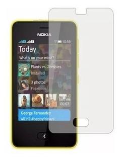 Pelicula Normal Premium Nokia Asha 501 N501 Fosca