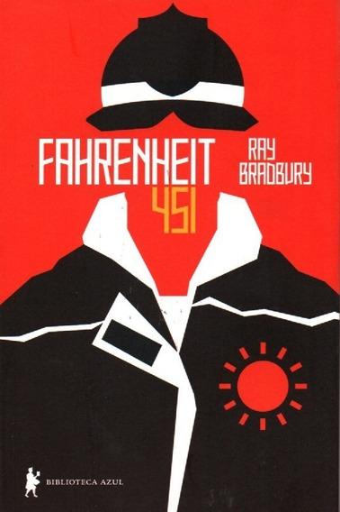 Fahrenheit 451 - Livro De Ray Bradbury - Ficção Científica