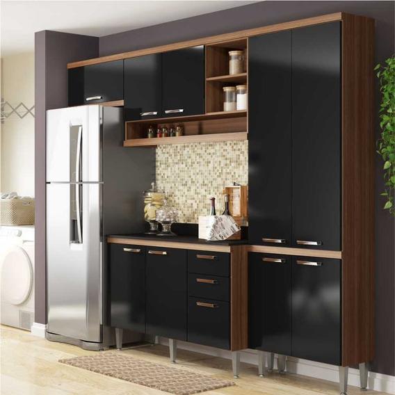 Cozinha Compacta Itália 9 Ptas 5197 Multimóveis
