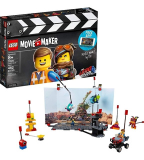 Lego Movie Maker 70820 La Gran Aventura. Crea Tu Propia Peli