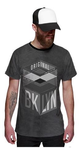 Imagem 1 de 2 de Camiseta Brooklyn Original New York Ilimitada Ny