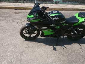 Kawasaki Ninja 300 Abs Mod. 2017 27,000 Km