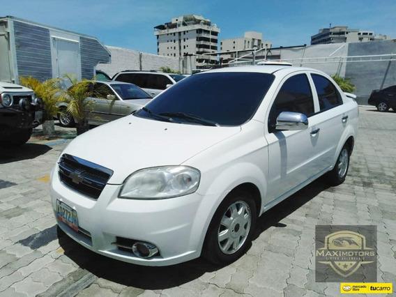 Chevrolet Aveo Automatico