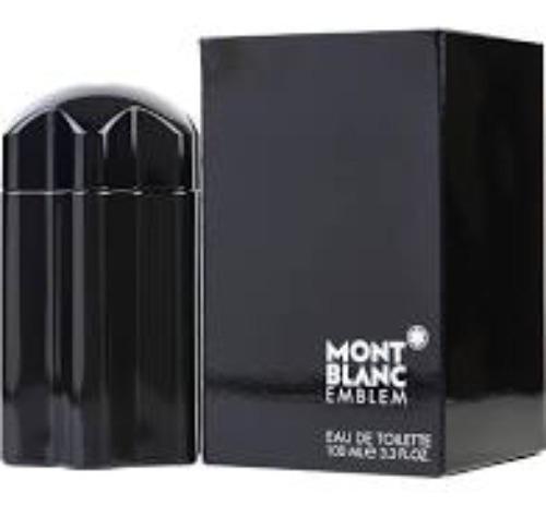 Perfume Mont Blanc Emblem - mL a $790