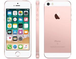 Celular iPhone Se Rosa 32gb