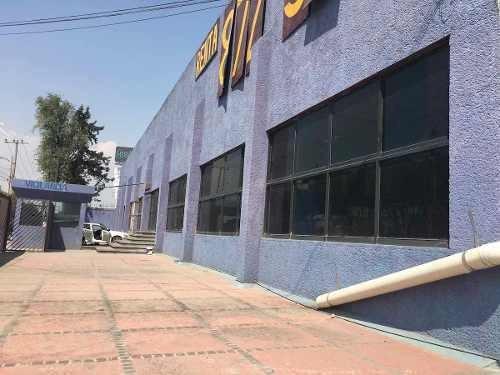 Bodega En Renta Cuautitlán Izcalli Fraccionamiento Industrial Xhala