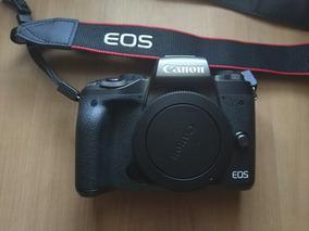 Camera Canon Eos M5 - Pouco Uso - So Corpo